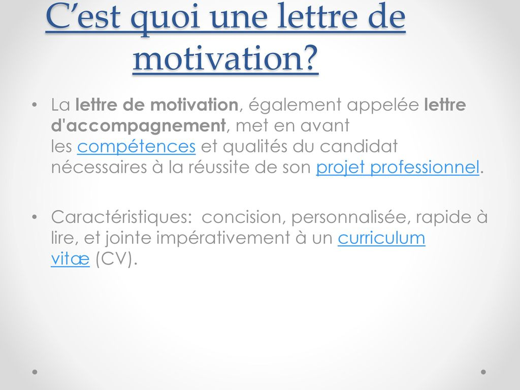 comment faire un cv wikipedia