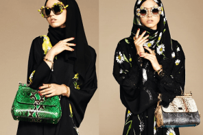 What's the Deal with Dolce & Gabbana's Abaya Collection?