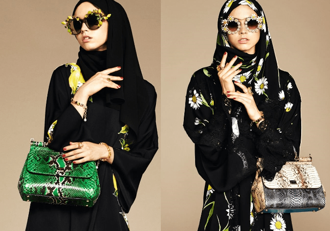 Dolce & Gabbana, Abaya collection