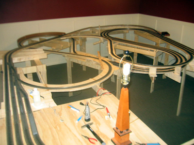 Railroad modelling tips and questions - Model railroad layouts