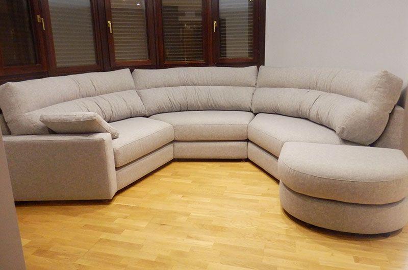 Sof s a medida model sof s y tapizados for Sofas altos y comodos