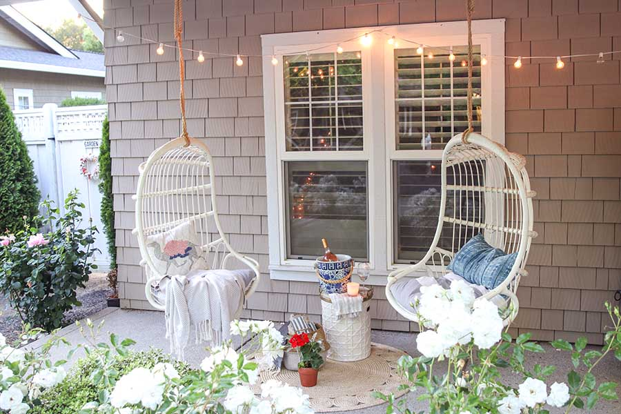 How To Decorate Your Front Porch Front Porch Decorating Ideas: 12 Months Of Inspiration