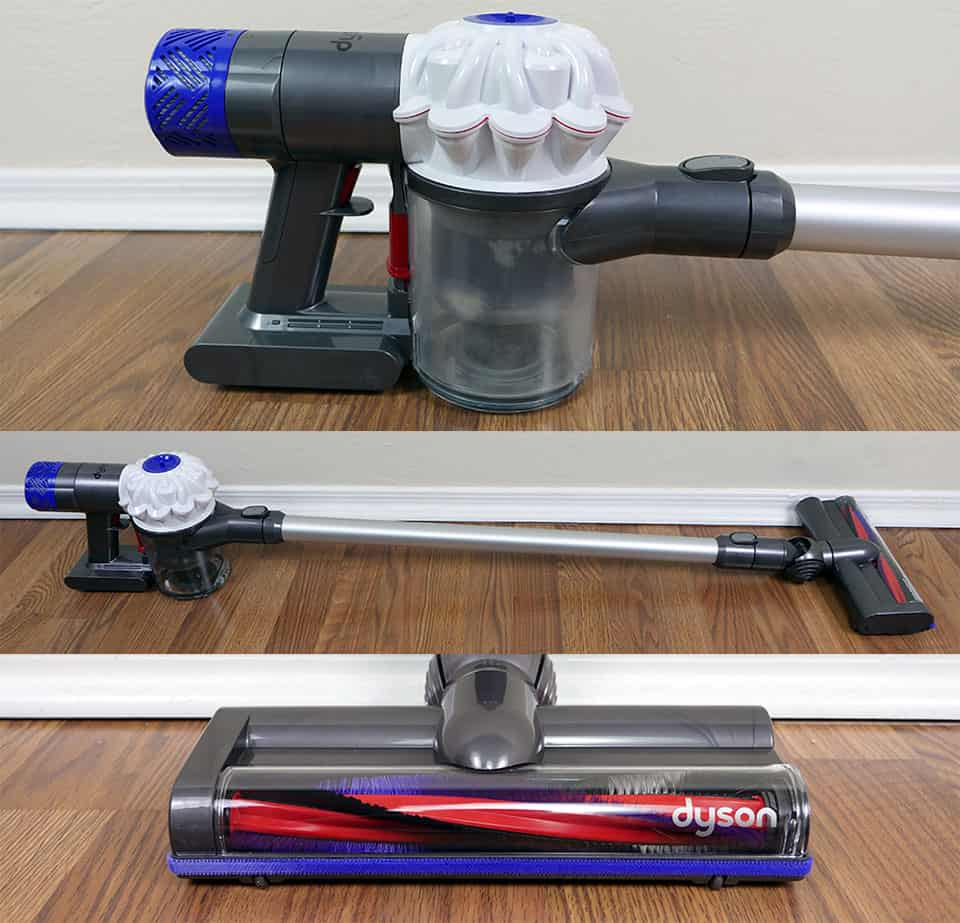 Dyson V8 Avis Dyson V6 Review Absolute Vs Animal Vs Motorhead Vs Fluffy Vs Hepa