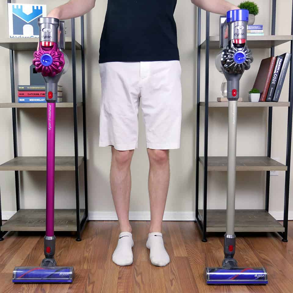Dyson V8 Avis Dyson V7 Vs V8 Is The V8 Absolute Worth The Extra Modern