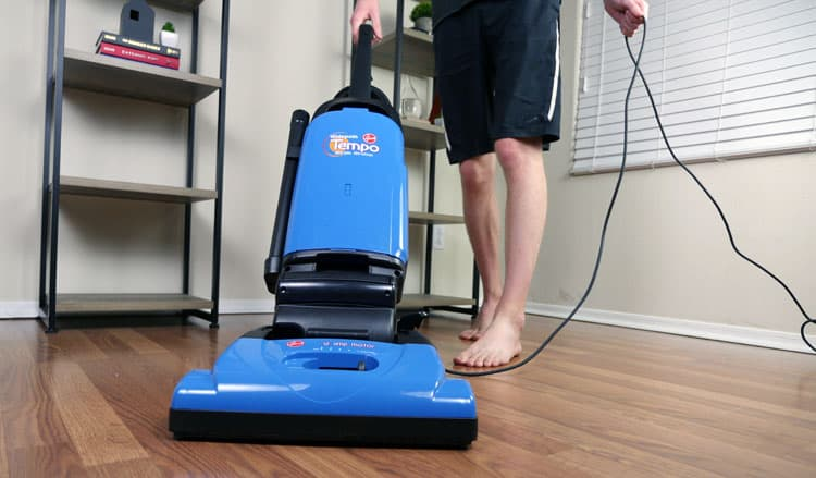 Hoover Tempo Widepath Bagged Upright Vacuum Consumer