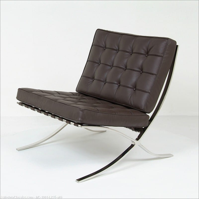 Barcelona Chair Mies Van Der Rohe Review And Comparison Guide: Barcelona Chair