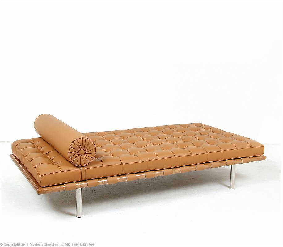 Barcelona Daybed Review And Comparison Guide Barcelona Chair Modernclassics