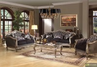Modern Contempo - French Rococo Luxury Sofa Traditional ...