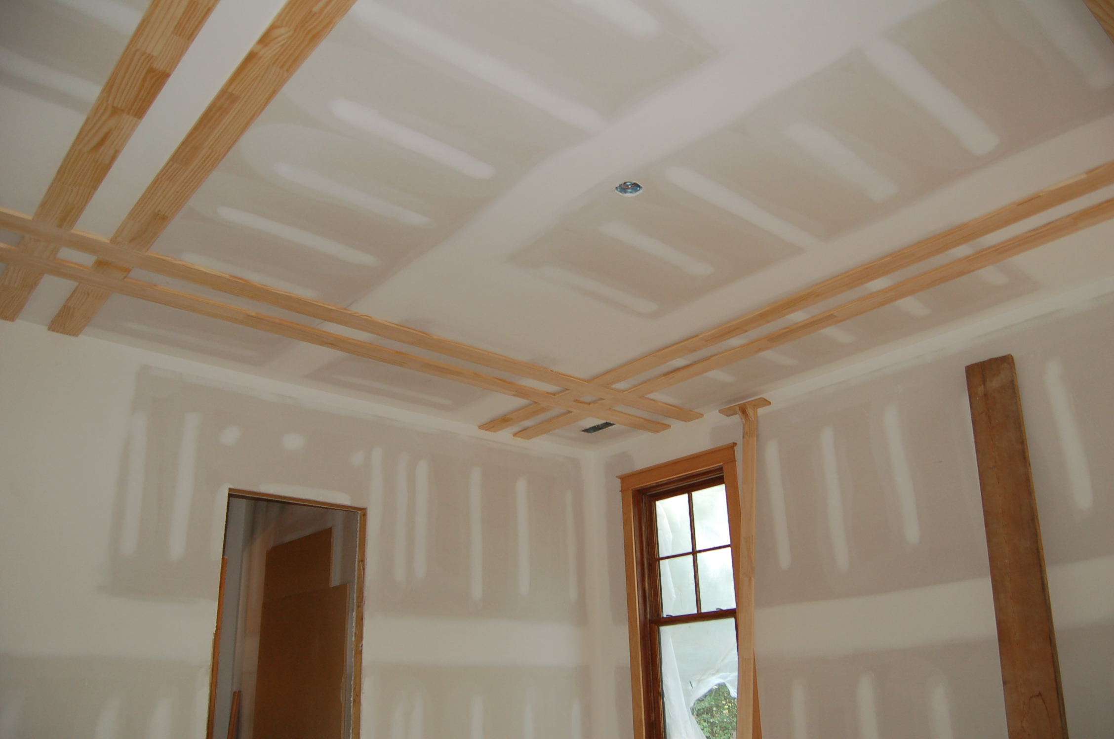 Bedroom Ceiling Moulding Tile And Trim Modern Craftsman Style Home