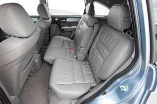 2011 Honda CR-V (EX-L with Navigation)