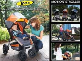 BRITAX MOTION NOW AVAILABLE