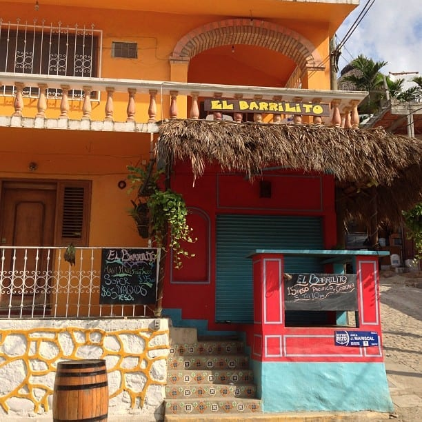 Sayulita in Riviera Nayarit, Mexico