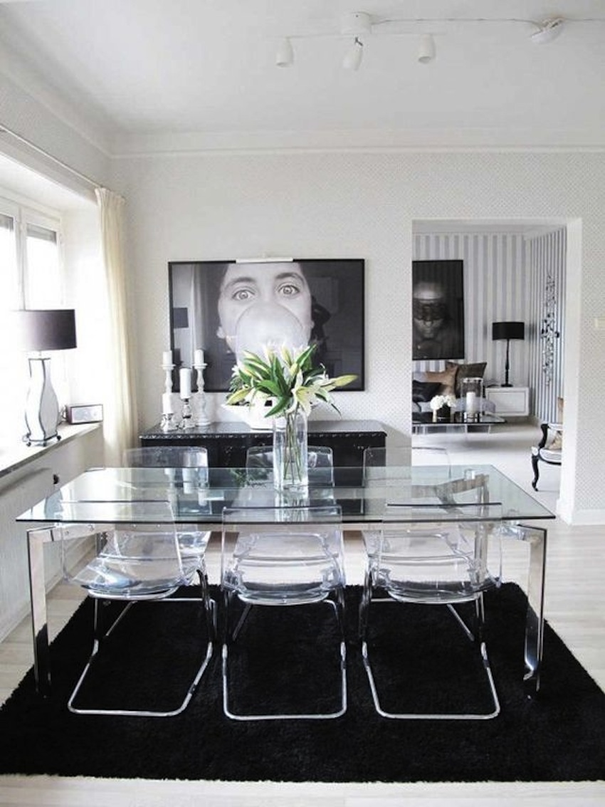 top 10 modern glass dining tables modern kitchen table Glass Dining Tables glass dining tables Amazing Modern Glass Dining Tables top 10 modern glass dining