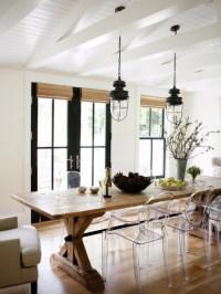 10 Farmhouse Dining Room Designs