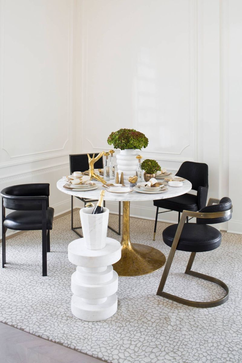 50 Incredible Home Decor Ideas For A Luxury Dining Room