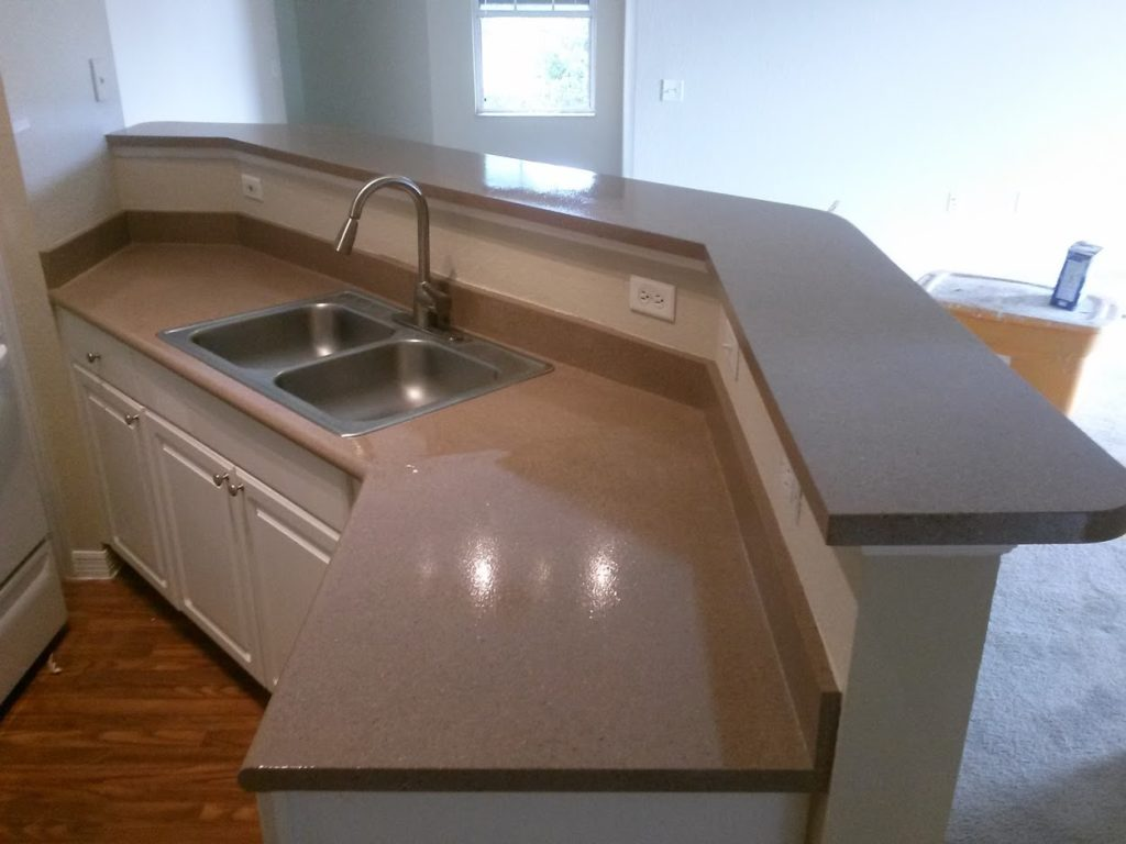 Reglazing Kitchen Cabinets Bathtub Shower Sink Countertop Resurfacing In Cape Coral Florida