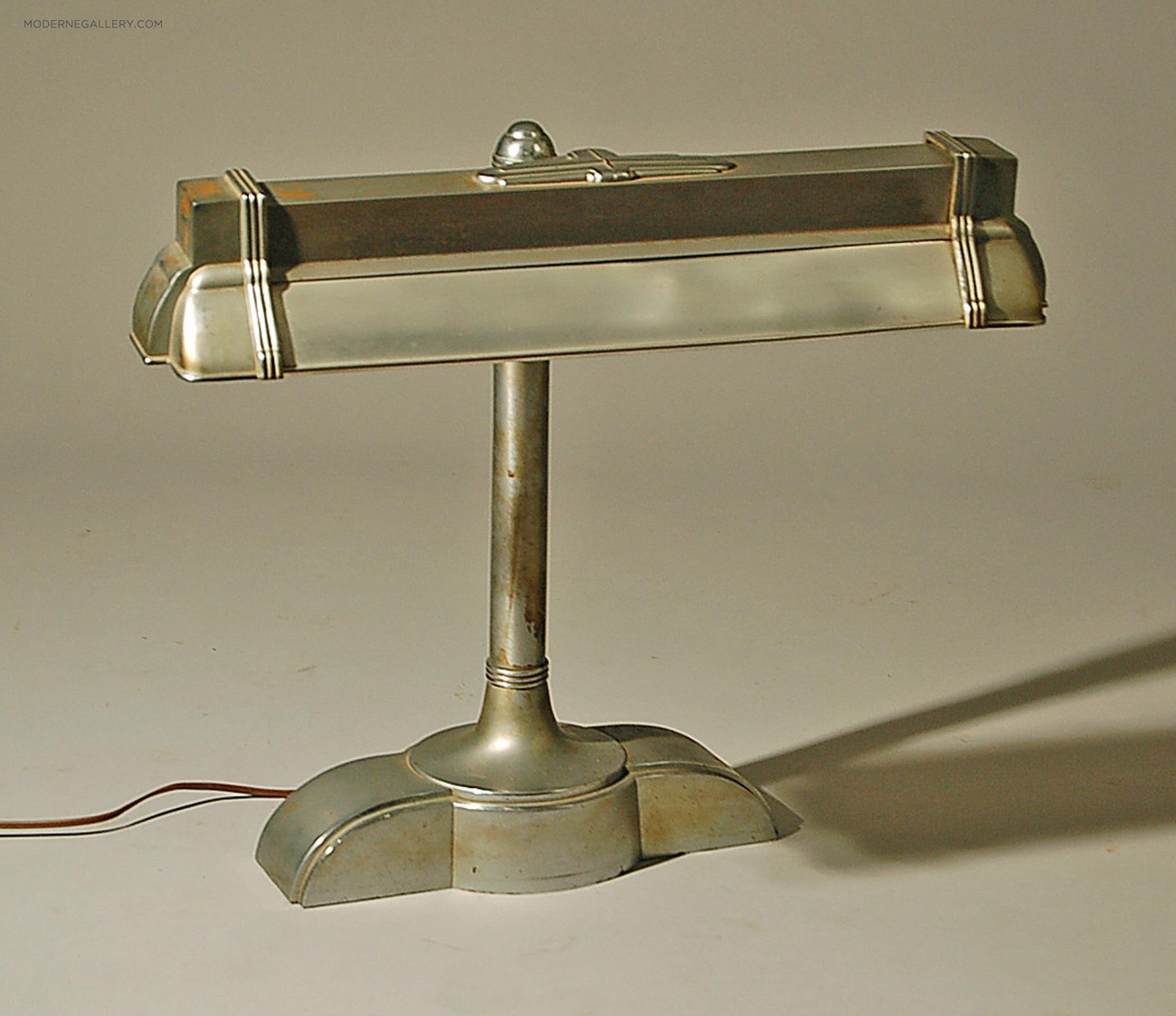 Artistic Desk Lamps Art Deco Desk Lamp Moderne Gallery