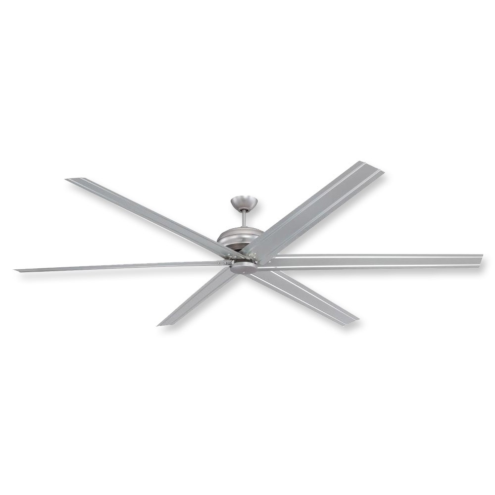 Large Indoor Fans 96 Inch Colossus Ceiling Fan By Craftmade Commercial Or
