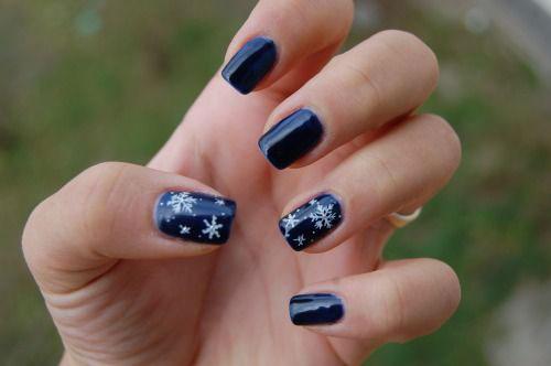 20 Winter Nail Art Designs Ideas Trends Stickers 2015