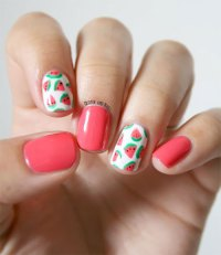 15+ Bright & Pretty Summer Nail Art Designs, Ideas, Trends ...