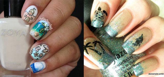 15 Cool Summer Nail Art Designs Ideas Trends Stickers