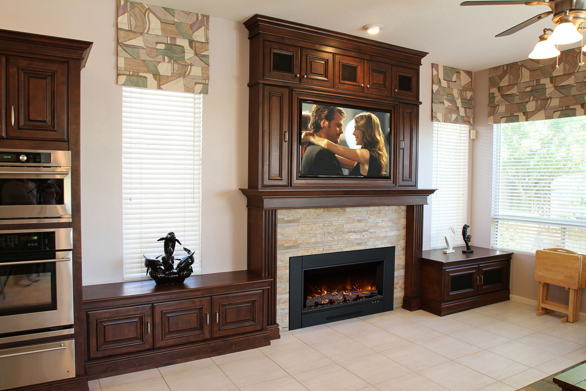 Electric Fireplace.com Electric Fireplace With Mantel How To Find The Perfect One