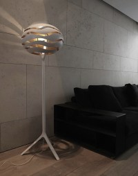 Modern And Trendy Floor Lamps For Living Rooms | Modern ...