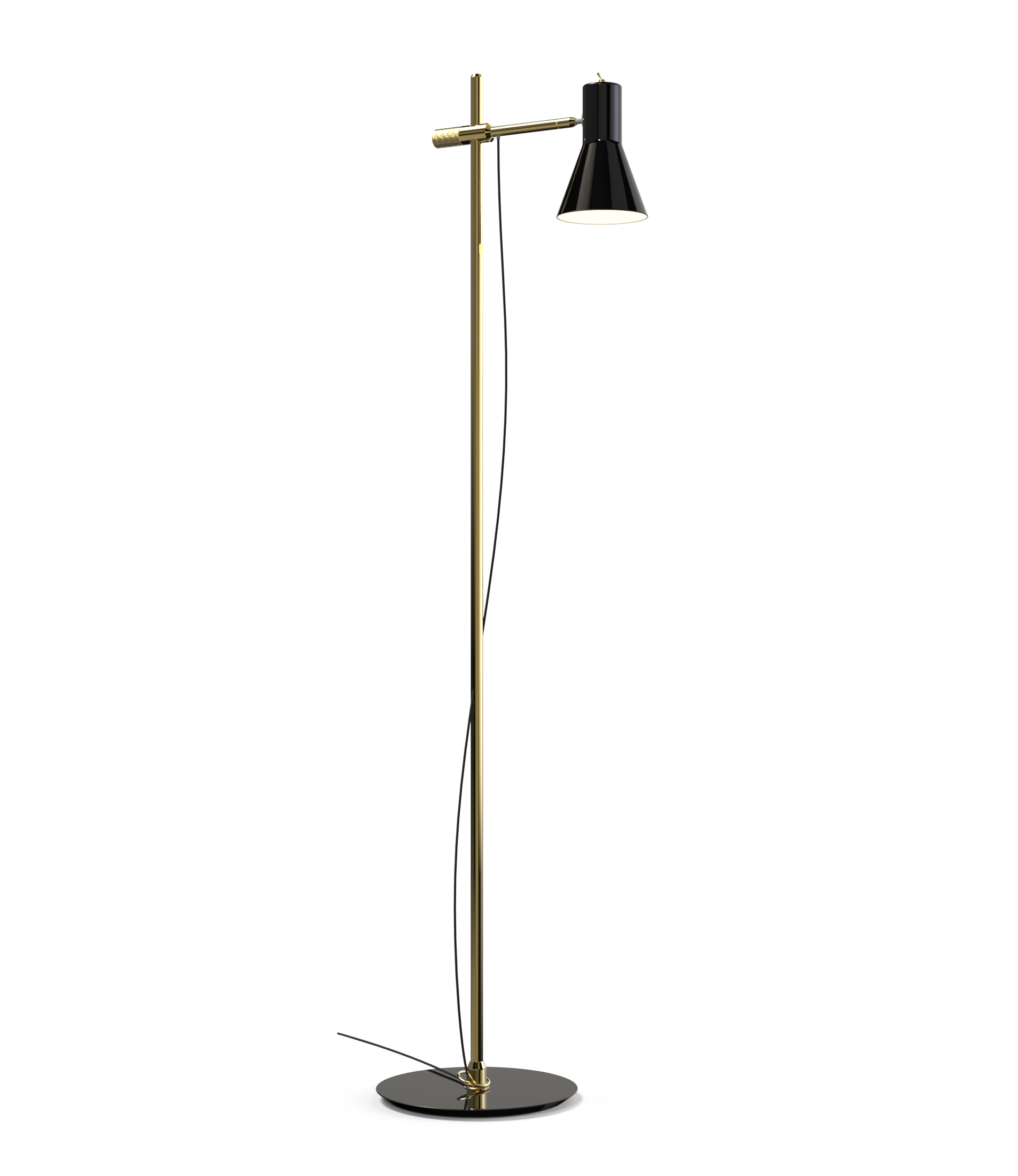 Standing Lamp Modern This Modern House Is Brimming With Mid Century Floor Lamps
