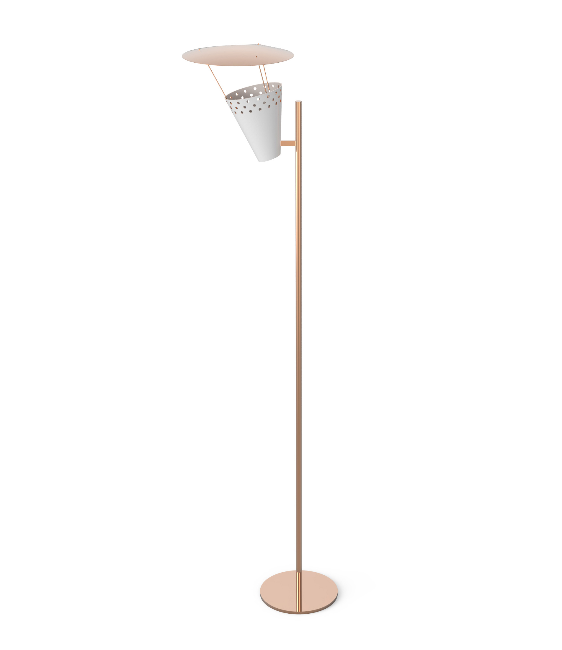 Modern White Floor Lamp Why White Floor Lamps Are The Best For Your Summer Decor