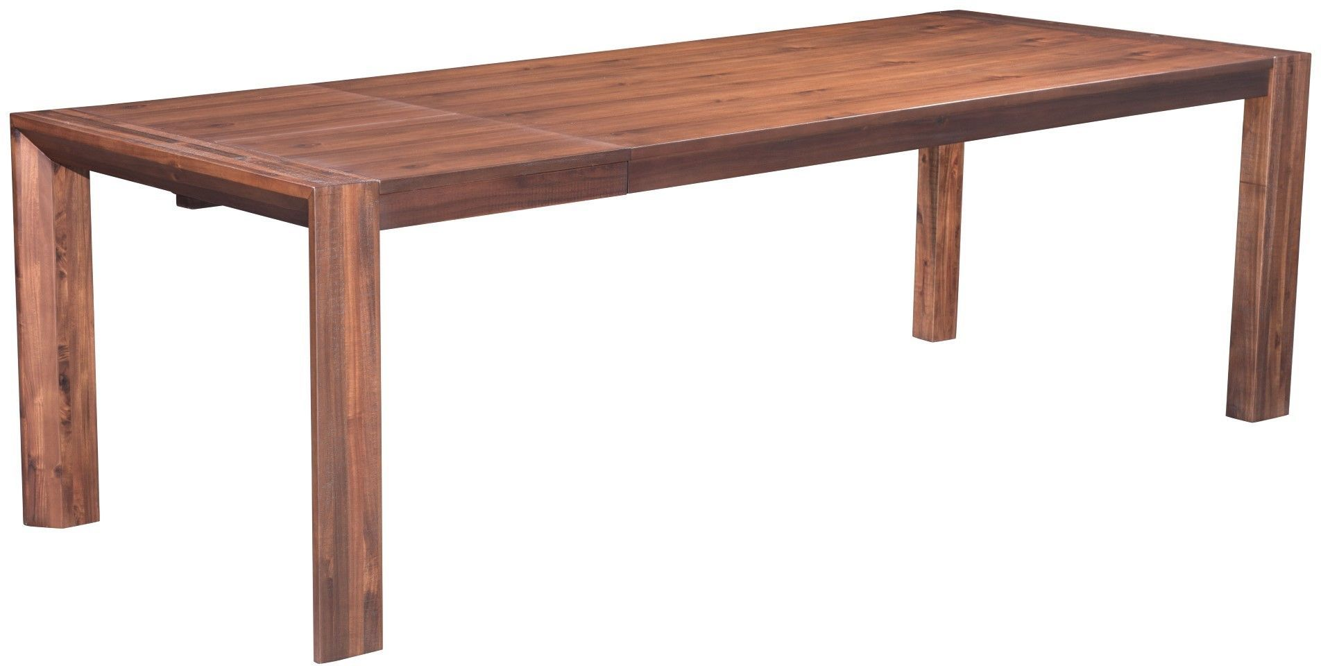 Free Furniture Perth Zuo Modern Perth Extension Dining Table Chestnut