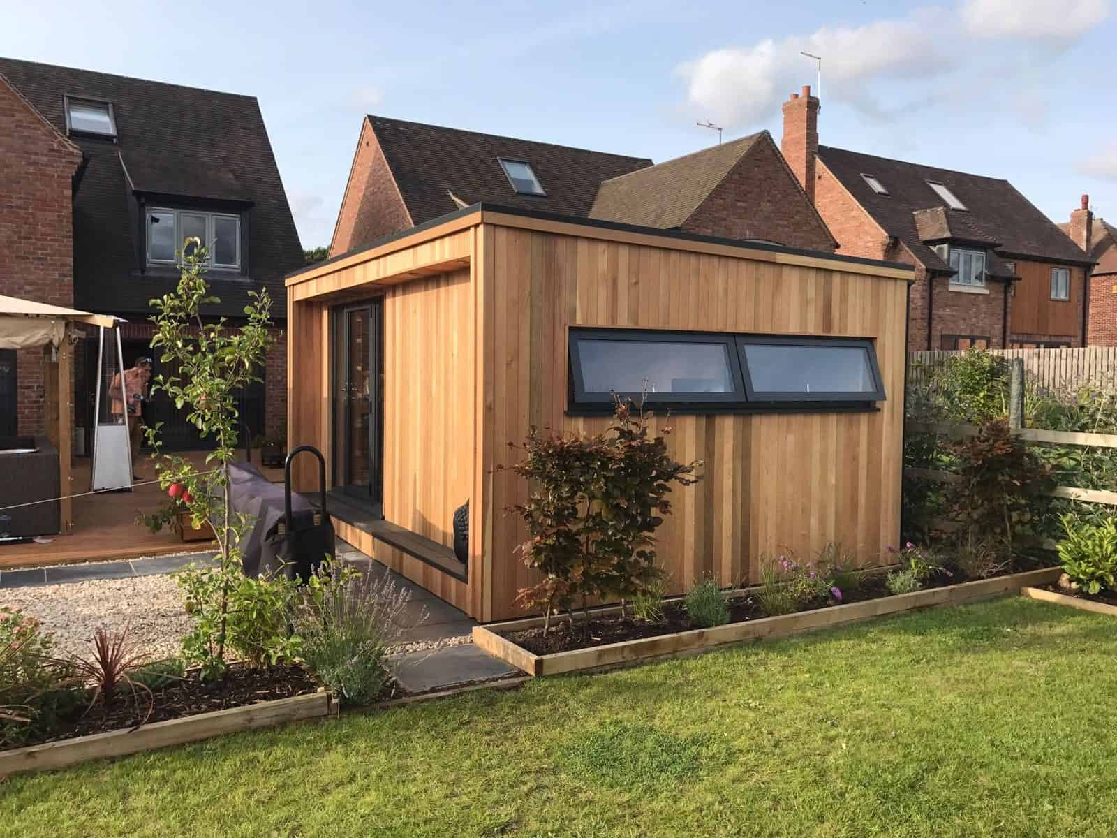 Home Office Pflicht Garden Rooms Garden Offices Uk Modern And Contemporary Style