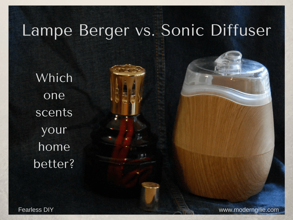 Lampe Berger Test Lampe Berger Versus Sonic Diffuser Which One Is More