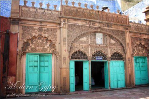 Nawab ka Masjid, Chawdi Bazaar, Old Delhi