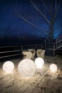Outdoor floor lamps to use in a deck or patio | Modern ...