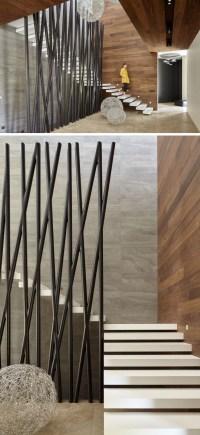 Creative Stair Railings For Your Modern Home   Modern Home ...