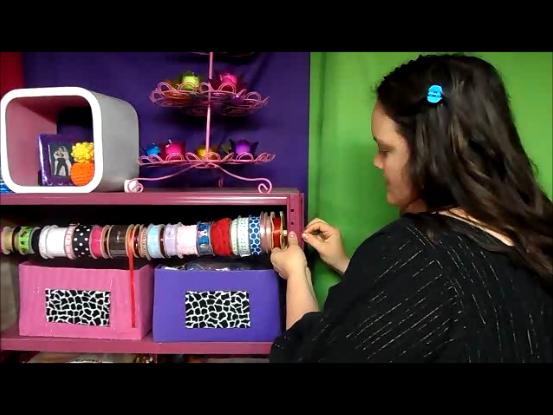 Ribbon Rack Modern Homemakers