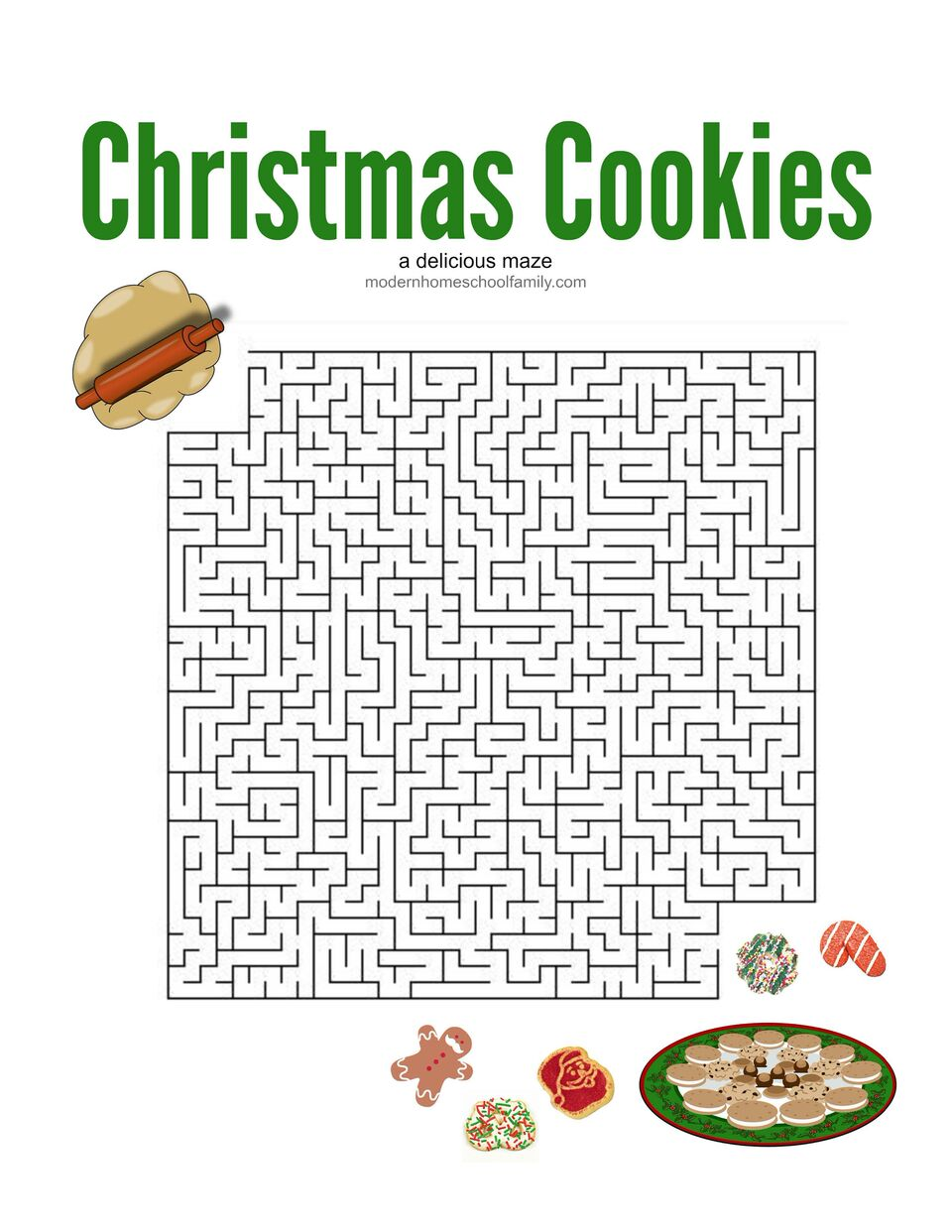 Clever Home And Family Christmas Workbook Collins Blog