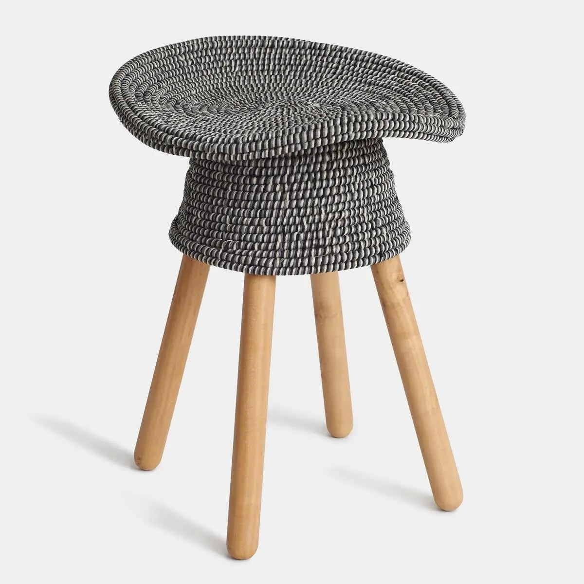 Rattan Lounge Chair Philippines Coiled Stool