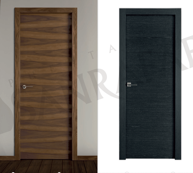 Lebo and San Rafael Interior Door Gallery