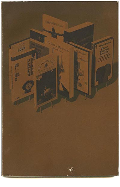 Modernism101 AIGA 1964 PAPERBACKS USA AN EXHIBITION OF - american institute of graphic arts