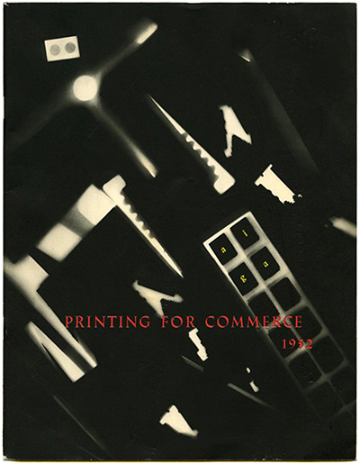 Modernism101 AIGA PRINTING FOR COMMERCE 1952 New York The