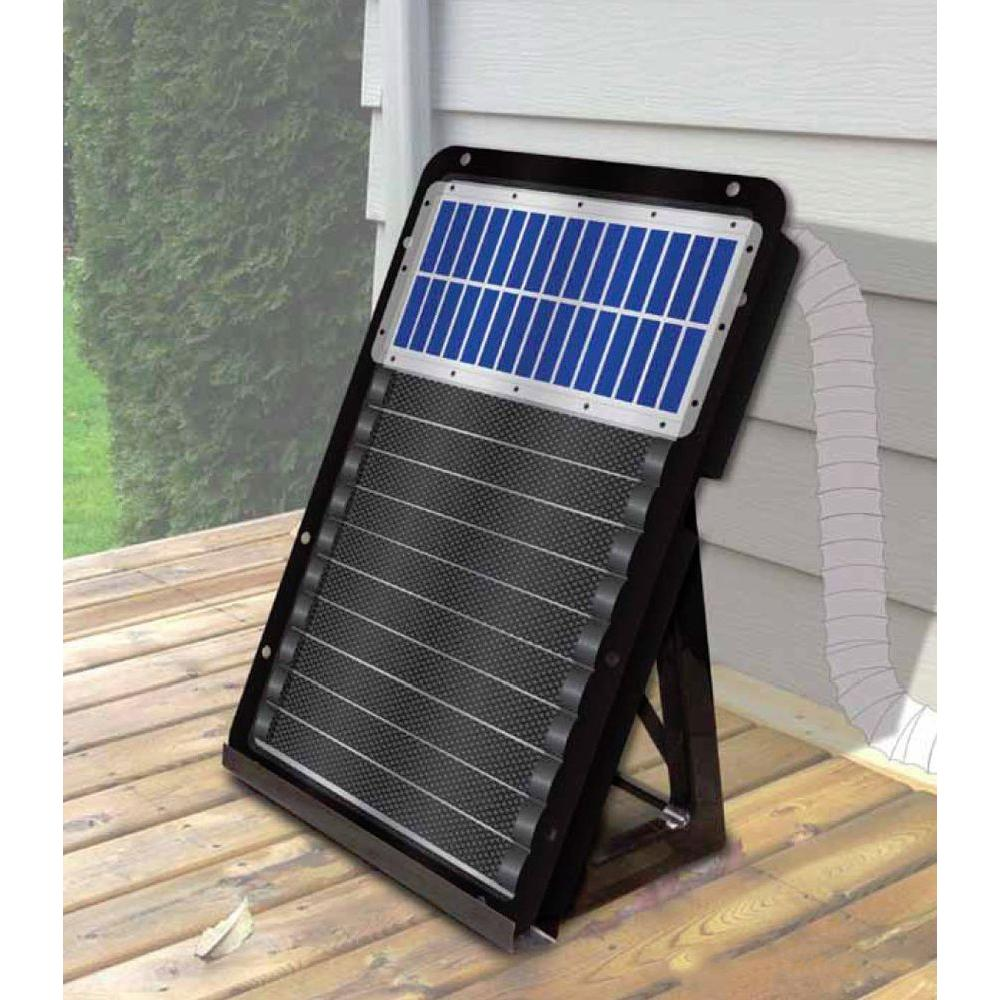 Home Depot Space Heater Using A Solar Garage Heater Modernize