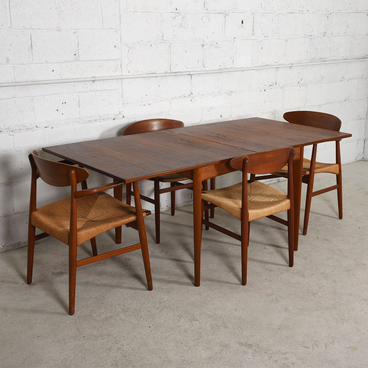 Fold Out Dining Table Modern Mobler