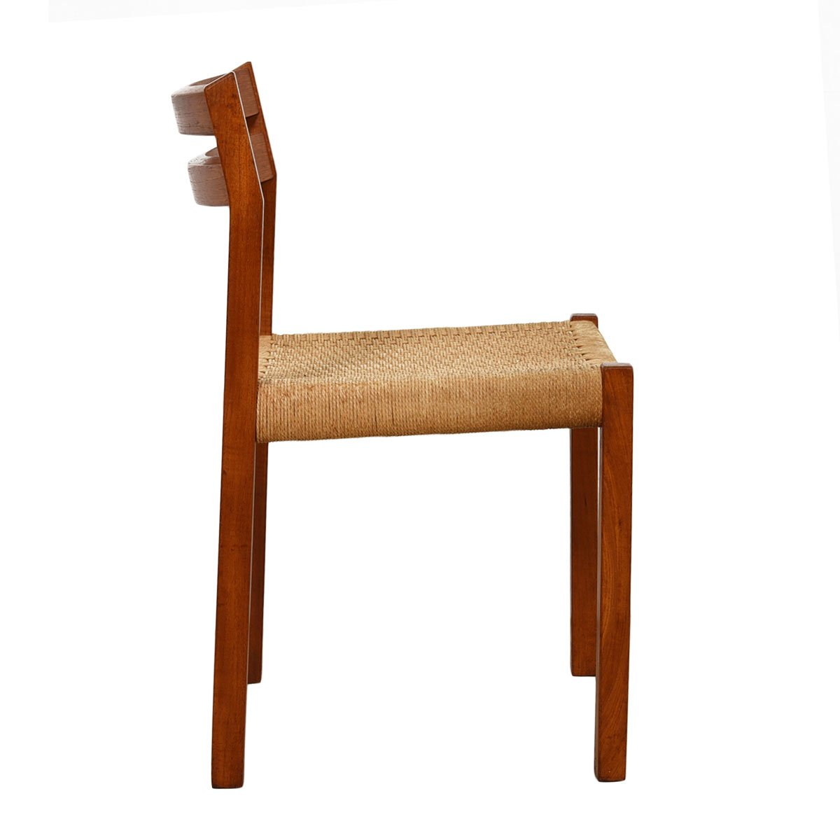 Danish Modern Dining Chairs For Sale J L Moller Set Of 4 Danish Modern Teak Dining Chairs