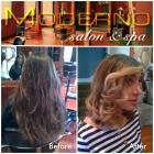 Ombre, Cut, & Style