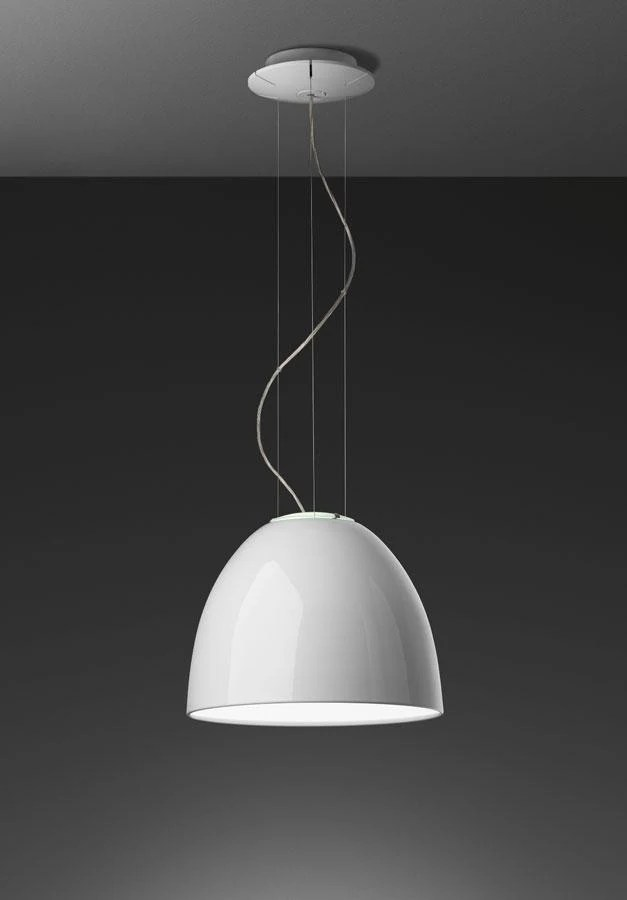 Artemide Nur Mini Artemide Nur Mini Gloss Led Suspension Lamp