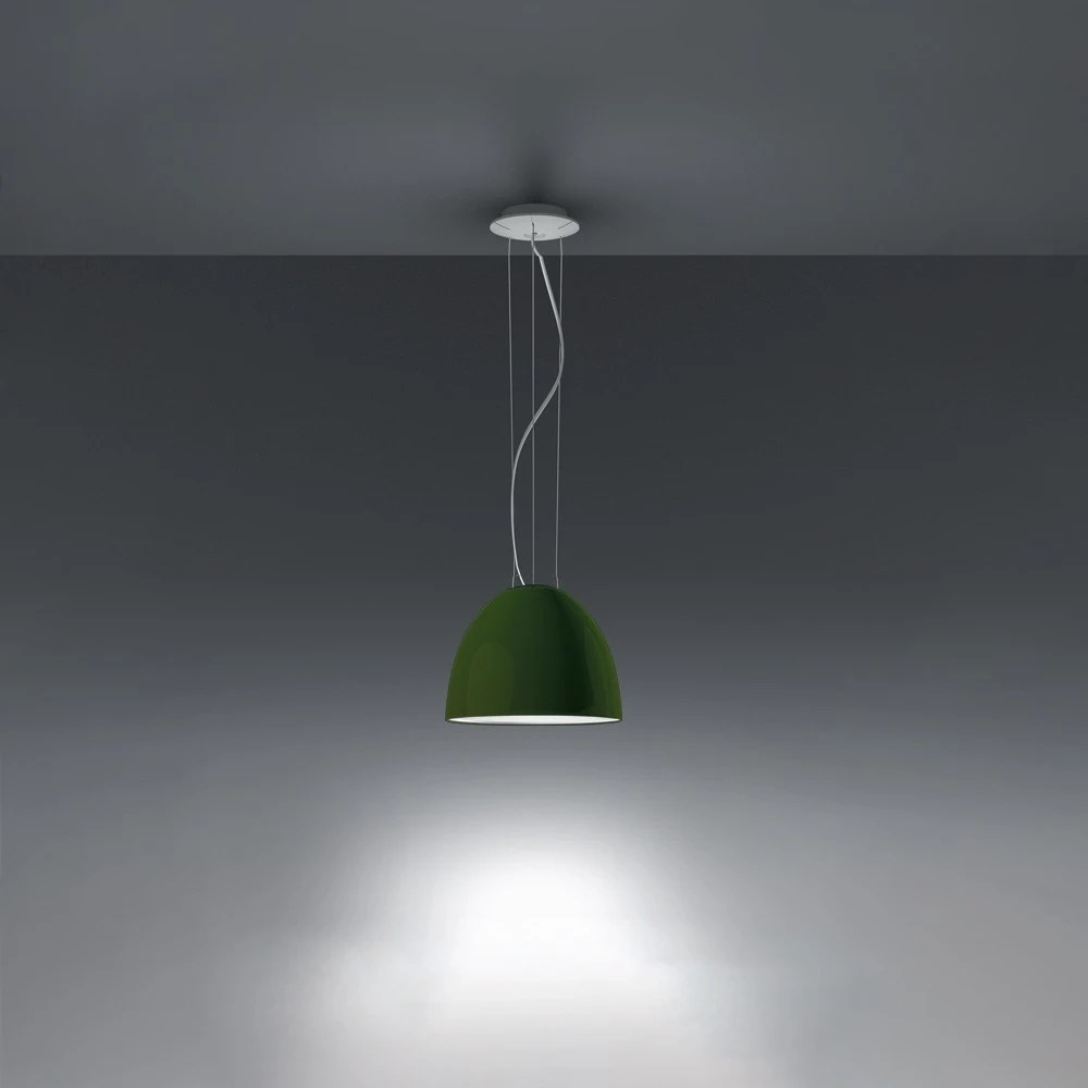 Artemide Nur Mini Artemide Nur Mini Gloss Suspension Lamp