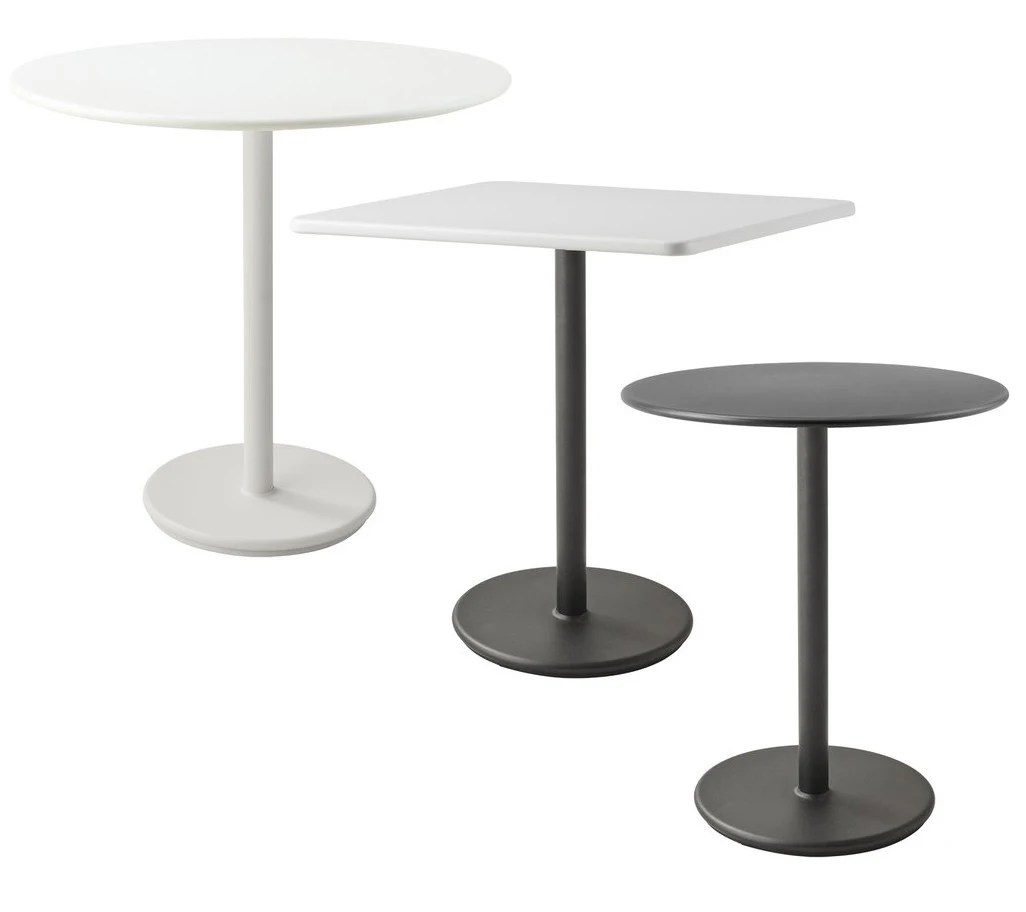 Cafe Table Cane Line Go Café Table 5042