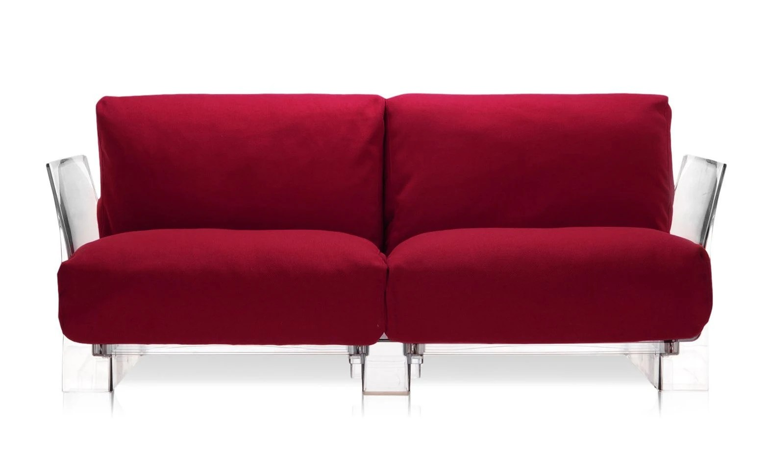Sofa Pop Kartell Pop Cotton And Trevira 2 Seater Sofa