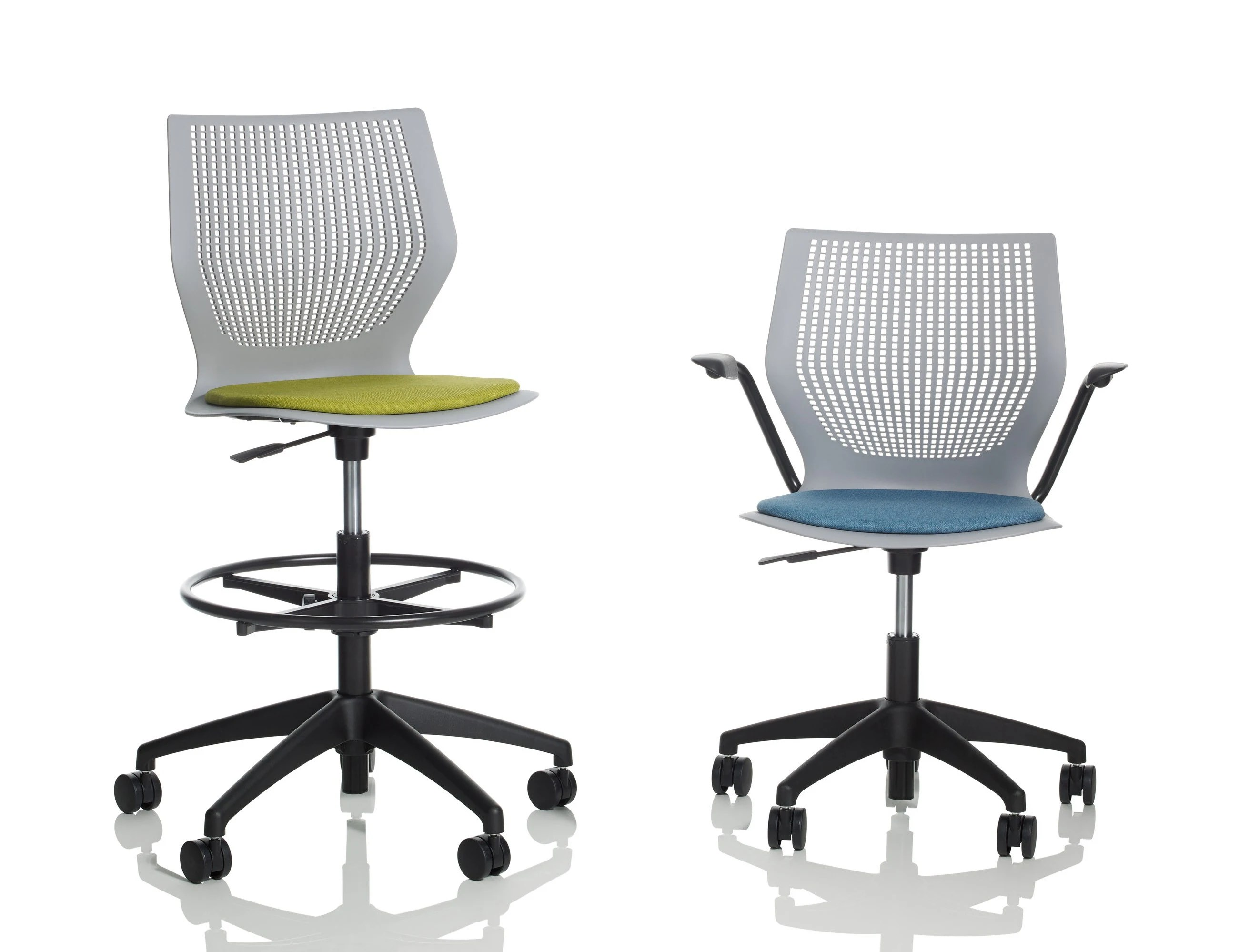 Knoll Chairs Amazon Chadwick High Task Chair Modern Task Chair Healthcare